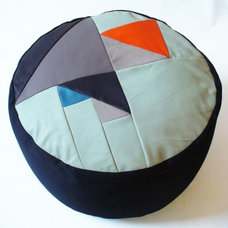 Contemporary Floor Pillows And Poufs by Etsy