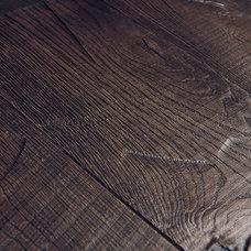 Rustic Hardwood Flooring by Fine Oak Flooring Ltd