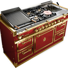 Gas Ranges And Electric Ranges by Officine Gullo USA