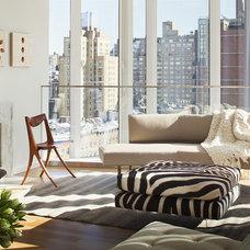 Modern Living Room by Brad Ford ID