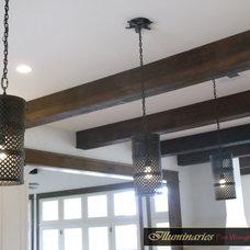 Traditional Kitchen Lighting And Cabinet Lighting by Illuminaries Lighting