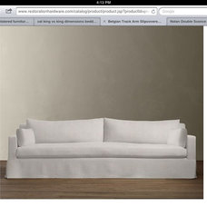 Like this couch from RH