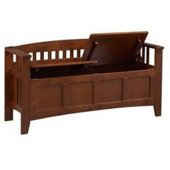 traditional benches by Home Depot