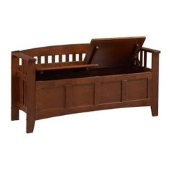 Storage Bench Short Split Seat Storage - I've been looking for a bench to put in my entryway, and I really like the idea of adding in something with extra storage to hold things like extra blankets, pillows or even seasonal decor.