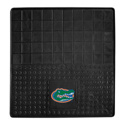 Fanmats - Fanmats University of Florida Heavy Duty Vinyl Cargo Mat - Show off your collegiate spirit with this University of Florida cargo mat from Fanmats. The 31-inch-square mat will protect the bed of your truck, SUV, or car trunk while proudly displaying the Gators' logo in the team's orange and green colors.