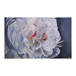 "Ren Wil - Ren Wil OL736 Floral Elegance Botanical Abstraction 36"" x 60"" Wall Art by Mia Ar - Features:"