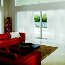 Vertical Blinds by Steve's Blinds & Wallpaper