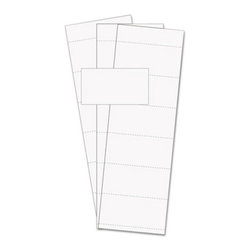 MasterVision - MasterVision 3 x 2 in. Data Card Replacement - Pack of 500 Multicolor - BVCFM151 - Shop for Magnetic Boards and Supplies from Hayneedle.com! Use the MasterVision 3 x 2 in. Data Card Replacement - Pack of 500 to make your presentations more efficient. These cards are ideal to use with most magnetic boards and planners. Apart from this they can easily fit into data card holders for safe storage. You can categorize and label work-related information easily and conveniently. This versatile pack of 500 data cards can be used as visual aids in schools offices and hotels.About United StationersDedicated to making life in the office more organized efficient and easier United Stationers offers a wide variety of storage and organizational solutions for any business setting. With premium products specifically designed with the modern office in mind we're certain you will find the solution you are looking for.From rolling file carts to stationary wall files every product in the United Stations line is designed with one simple goal: to improve office efficiency. In turn you will find increased productivity happier more organized employees and an office setting that simply runs better with the ultimate goal of increasing bottom line profits.