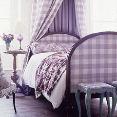 traditional bedroom by The Lettered Cottage