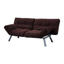 Ameriwood Contempo Futon - Chocolate