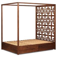 Contemporary Canopy Beds by Glentruan Furniture Ltd.