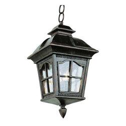 Trans Globe Lighting - Trans Globe Lighting 5426 AR Outdoor Hanging Light In Antique Rust - Part Number: 5426 AR