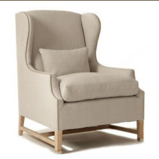 Traditional Living Room Chairs by Hudson