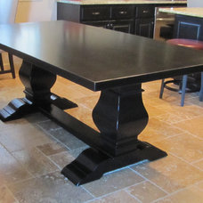 Traditional Dining Tables by Haak Designs LLC
