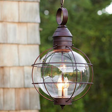Traditional Outdoor Hanging Lights by Pottery Barn