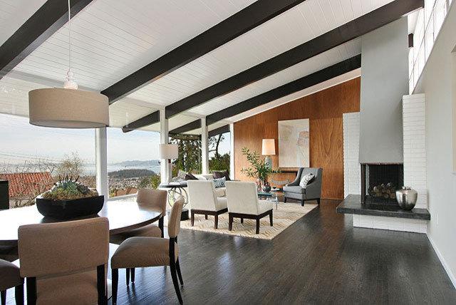 Modern Living Room by Sean Gaston