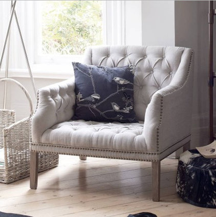 Traditional Armchairs And Accent Chairs by Graham and Green
