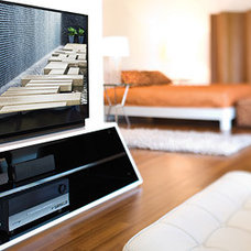 Modern Entertainment Centers And Tv Stands by omnimount.com