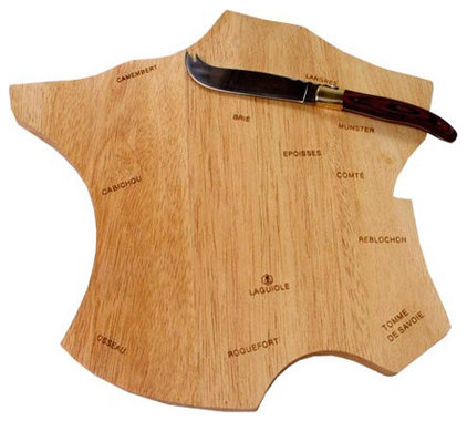 Modern Cutting Boards by The Curiosity Shoppe