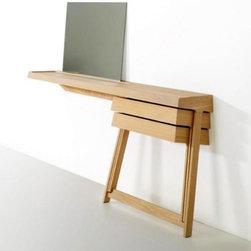 the pivot desk by arco_folded -