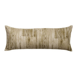 "Mystic Valley - Mystic Valley Traders Montana - Large Boudoir Pillow - The Montana large boudoir pillow is fashioned from the Timber fabric on each side, and finished with a clean edge; 12""x30""."