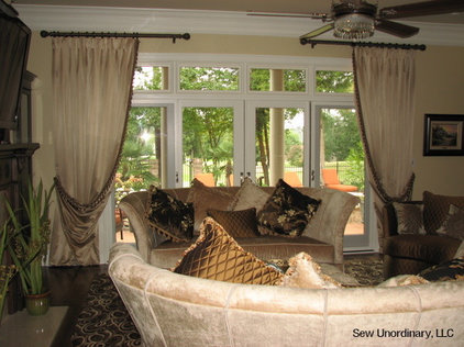 Window Treatments by Sew Unordinary