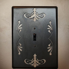 Switch Plates And Outlet Covers by Basin Custom