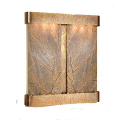 Customizable Wall Water Features - Total Weight:: 490 lbs