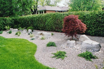 asian landscape by Ray Johannes Landscape Design