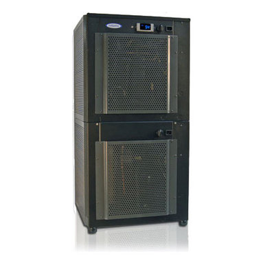 CellarPro Air Handler 8500 (Vertical) - Designed for wine cellars up to 2500 cubic feet and rated for internal applications, CellarPro's Air Handler 8500SCv refrigeration system is a completely self-contained, ducted system specifically designed for wine cellars, and is ready to use out of the box.
