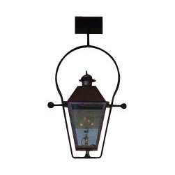 St. James Lighting - Magnolia Medium Ceiling Yoke Single Candelabra Lantern - Magnolia Medium Ceiling Yoke Single Candelabra Lantern. The Magnolia Lantern offers style and elegance to any entryway! Its beautiful rustic finish along with an old world style presents a welcoming feeling. With glass on all sides, this lantern has the ability to cast 360 degree light. You can even choose to have a glass or solid top! A tasteful cap adorns the top for a finishing touch. With all different mounting options, you can choose from several unique displays to create a look all your own!