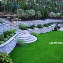 Retaining Wall Contractor - Nicolock - Long Island NY - http://deckandpationaturalstones.com/masonry-contractors-company-smithtown-long-island-ny.html