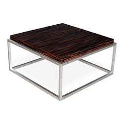 Gus - Drake Coffee Table - Drake Coffee Table by Gus Modern