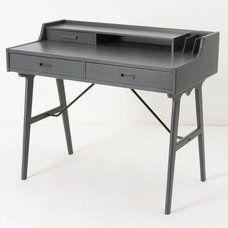 modern desks by Anthropologie