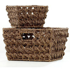 Contemporary Baskets by Cost Plus World Market