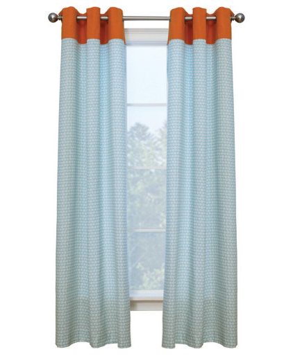 Contemporary Curtains Kingston Wave Curtain