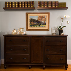 Traditional Buffets And Sideboards by Celia Bedilia