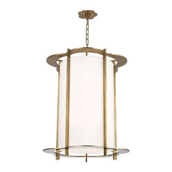 Hudson Valley Lighting - Hudson Valley Lighting 531 Warwick 10 Light Pendant - Product Features: