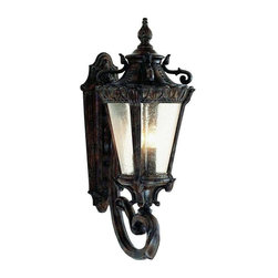 Trans Globe Lighting - Trans Globe Lighting 4840 PA Outdoor Wall Light In Patina - Part Number: 4840 PA
