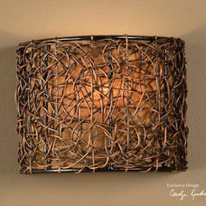 Tropical Wall Lighting by Fratantoni Lifestyles