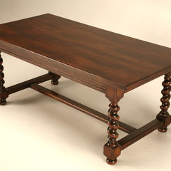traditional dining tables by Old Plank Road