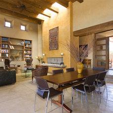 Contemporary Kitchen by Tierra Concepts Santa Fe