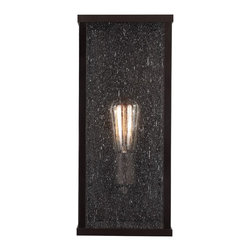 Murray Feiss - Murray Feiss OL18005ORB Lumiere' 1 Bulb Oil Rubbed Bronze Outdoor Lantern - Murray Feiss OL18005ORB Lumiere' 1 Bulb Oil Rubbed Bronze Outdoor Lantern