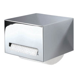 Modo Bath - Harmony 201 Toilet Paper Holder in Chrome - Harmony 201 Toilet Paper Holder in Chrome