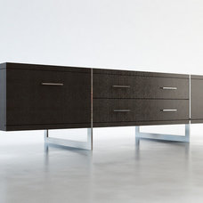 contemporary buffets and sideboards by Madison McCord Interiors