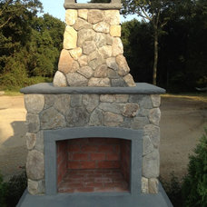 Fire Pits by S.K. Complete Landscaping Inc.