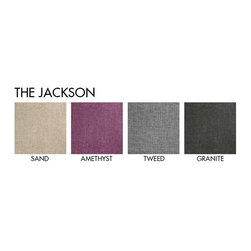 Apt2B - The Jackson Sofa, -Request A Sample of Fabric Swatches - Fabric Sample Swatches- please add these to your cart and complete the checkout process for these samples to be sent to you ASAP. Usually processed the next business day and you should receive them in less than 1 week! Any questions, please let us know!