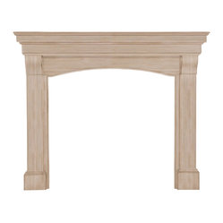 The Blue Ridge Fireplace Surround