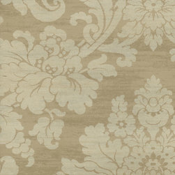 Damask Fairwinds Wallpaper by Brewster - Pattern number: GK80008