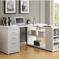Modern Desks And Hutches by Hayneedle